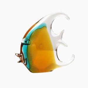Colored Murano Glass Fish by Vincenzo Nason, 1960s