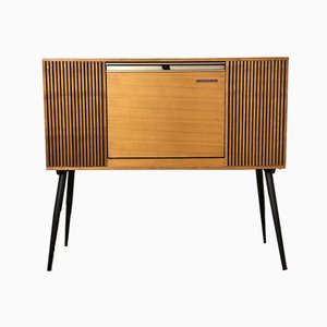 Italian 680/R Record Player from LESA, 1960s