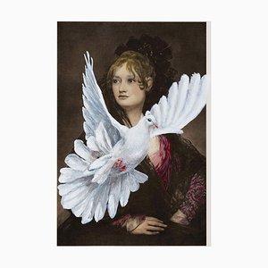 Thomas Gatzemeier, Young Spanish Woman, Pigment Print, 2020