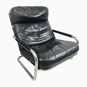 Vintage Dutch Type 601 Mister Oberman Lounge Chair by Jan des Bouvrie for Gelderland, 1970s