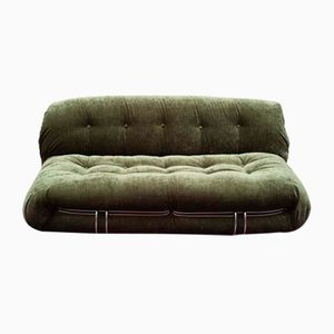 Soriana Sofa by Tobia & Afra Scarpa for Cassina, 1970s