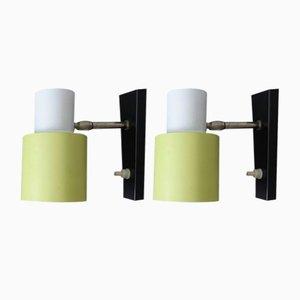 Sconces from HALA - Hannoversche Lampenfabrik, 1960s, Set of 2