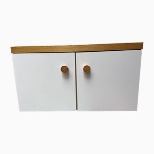 Vintage 2-Door Buffet by Charlotte Perriand, 1973