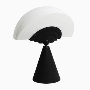Large Postmodern Model Slice Table Lamp by Hans Von Klier for Bilumen, 1987