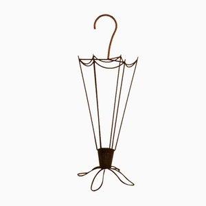 Spanish Iron Umbrella Stand, 1960s