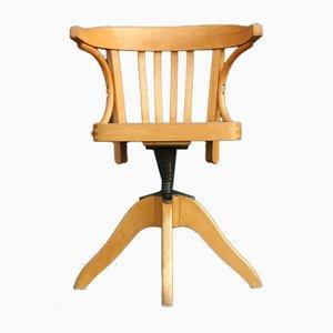 Buffer Swivel Chair from Bombenstabil, 1930s