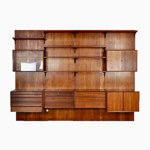 Royal Wall Unit by Poul Cadovius, 1960s