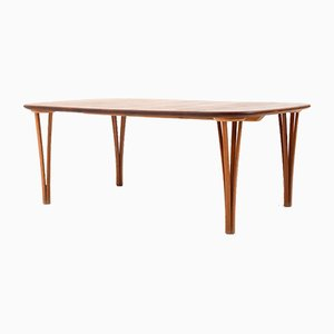 Coffee Table from Haslev Møbelsnedkeri, 1980s