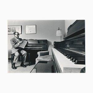 Dan McCoy, Composer Irving Berlin, 1960