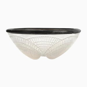 Pressed Glass Cup by René Lalique
