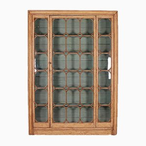 Painted English Bookcase, 1790s