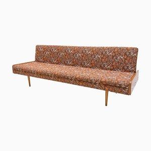 Folding Sofa Bed, 1960s, Czechoslovakia