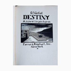 Otto Nückel, Destiny, Illustriertes Vintage Buch, 1930