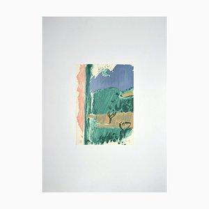 Gastone Breddo, Fenster, Lithographie, 1970er