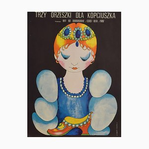 H. Bodnar Kaczynska, Vintage Poster, Offsetdruck, 1974