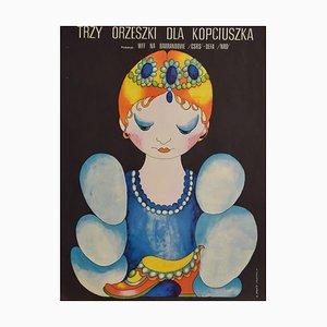Poster H. Bodnar Kaczynska, Affiche Vintage, 1974