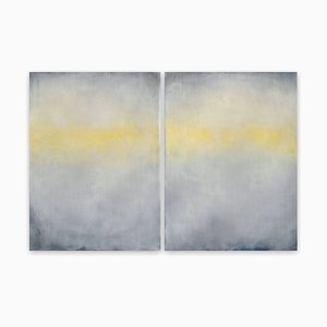 Sunshine on Light, Abstract Painting, 2013