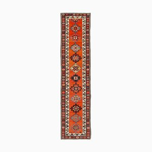 Orange Läufer Teppich