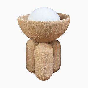 Lámpara Small Half Sphere de Lisa Allegra