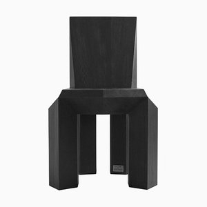 Burned Ode Chair by Sizar Alexis