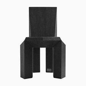 Burned Ode Chair von Sizar Alexis