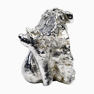 Vase Heart Tin par Kajsa Willner