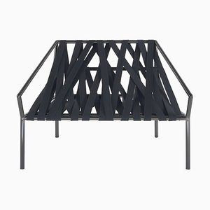 Black Ligomancer Armchair by Ctrlzak