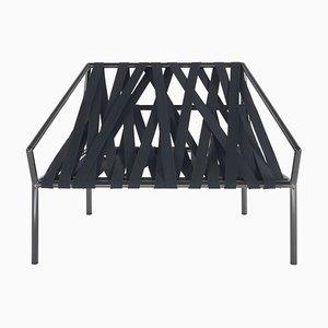 Schwarzer Ligomancer Sessel von Ctrlzak