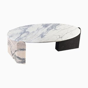 Centrotavola Jean in marmo di DOOQ