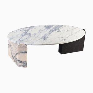 Mesa de centro de mármol de DOOQ