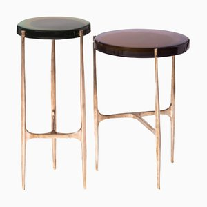Agatha Coffee Tables by Draga & Aurel, Set of 2