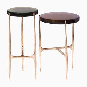 Tables Basses Agatha par Draga & Aurel, Set de 2