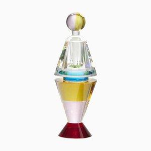 Hand Cut Crystal Lauderlale Perfume Flacon