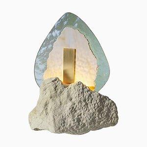 Escultura de luz Calanque de Precious Artefact
