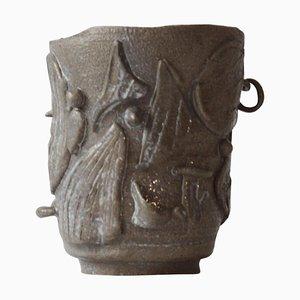 Midtopre Keramikvase von Lava Studio Ceramics