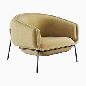 Stoff Blop Armlehnstuhl von DOOQ
