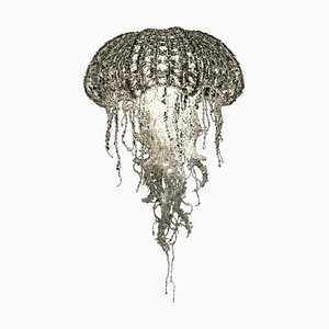 Medusa grande in cristallo di Geraldine Gonzalez