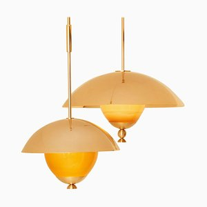 Celestial Pendant Lights by MYDRIAZ, Set of 2