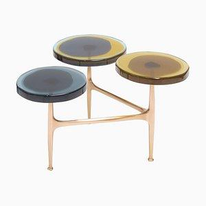 Table Basse 3 Plateaux Agatha par Draga & Aurel