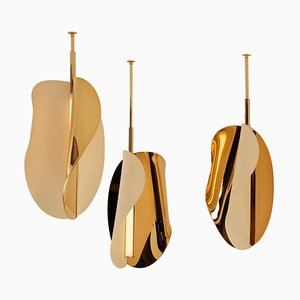 Corolle Pendant Lights by MYDRIAZ, Set of 3