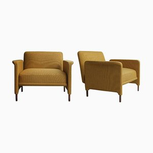 Carson Armchairs by Collector, Set of 2