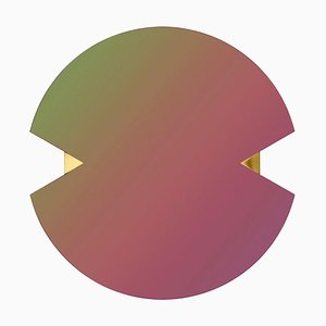 Espejo Rainbow redondo