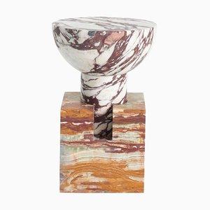 Onyx Block Side Table by Anna Karlin
