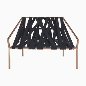 Kupfer Ligomancer Sessel von Ctrlzak