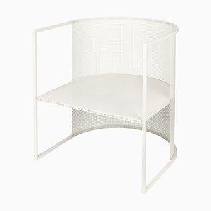 Stahl Bauhaus Sessel von Kristina Dam Studio