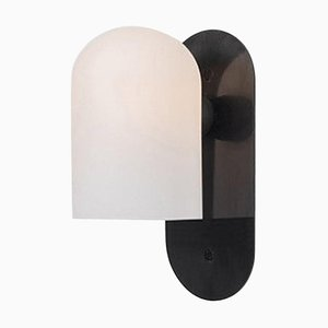 Black Small Sconce from Schwung