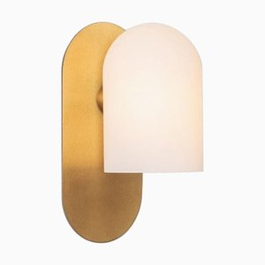 Brass Small Sconce from Schwung