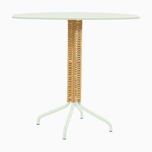 Honey Cielo Bistro Table by Sebastian Herkner