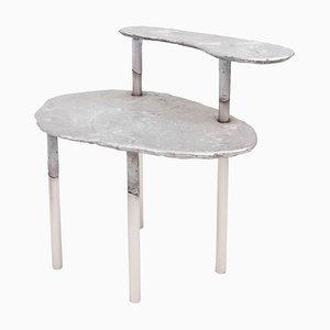 Tabouret en Concretion en Aluminium de Studio Julien Manaira