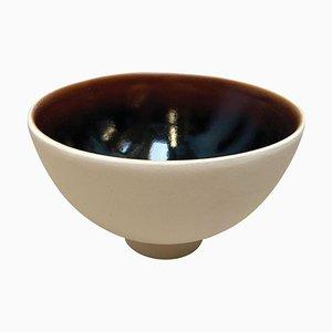 Ott Un'altra paradigmatica ciotola in ceramica fatta a mano di Studio Yoon Seok-Hyeon